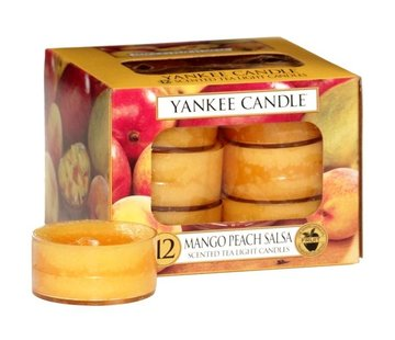 Yankee Candle Mango Peach Salsa - Tea Lights