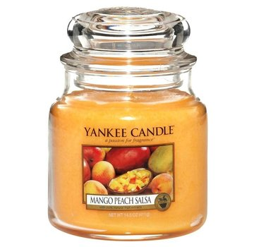 Yankee Candle Mango Peach Salsa - Medium Jar