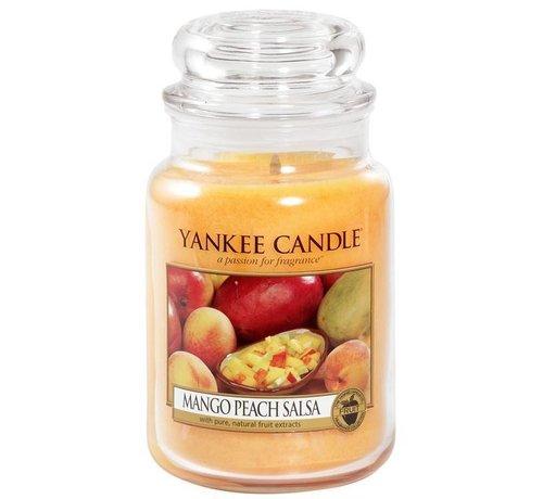 Yankee Candle Mango Peach Salsa - Large Jar