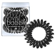 Invisibobble - True Black 3 Pack