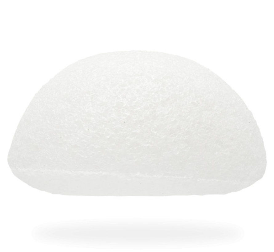 Facial Puff Pure White