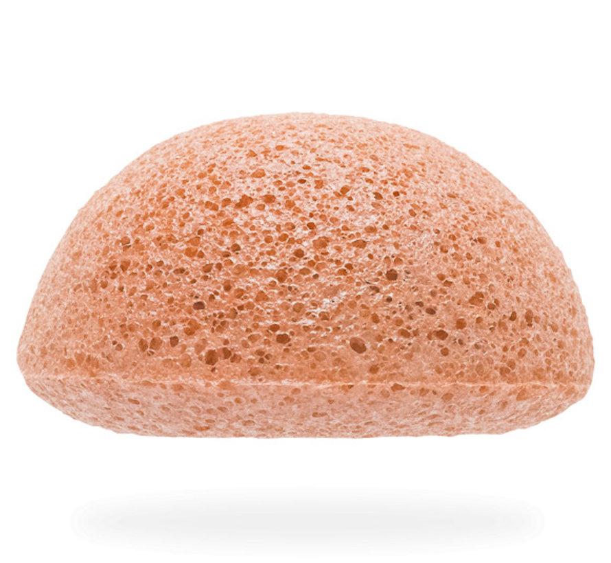 Facial Puff Pink Clay