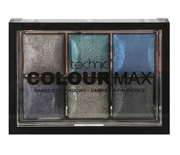 Technic Colourmax Baked Eyeshadows Rolling In It