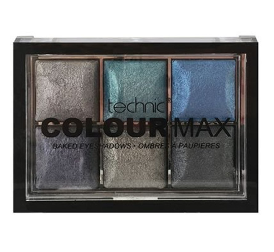 Colourmax Baked Eyeshadows - Rolling In It