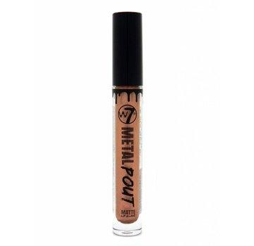 W7 Make-Up Metal Pout Matte Lips - Heavy Metal