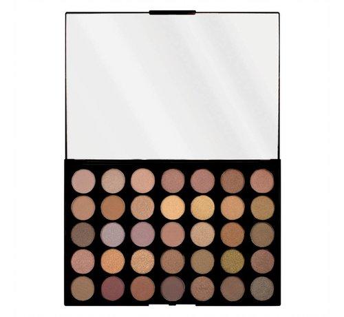 Makeup Revolution Pro HD Palette Matte Amplified - Commitment