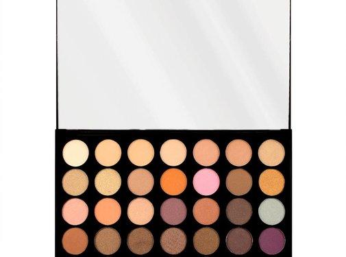 Makeup Revolution Pro HD Palette Amplified - Neutrals Warm