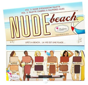theBalm Nude Beach Palette