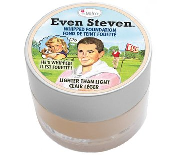 theBalm Even Steven Foundation - Lighter Than Light