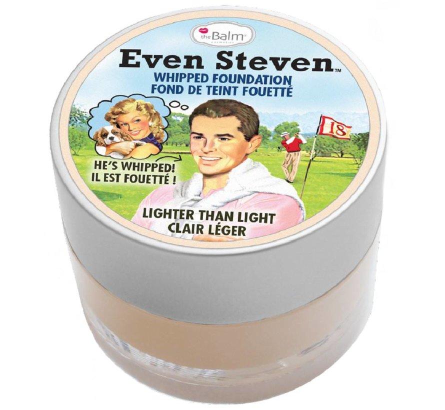 Even Steven Foundation - Lighter Than Light