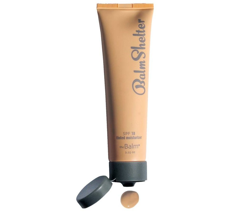 BalmShelter Tinted Moisturizer SPF18 - Light / Medium