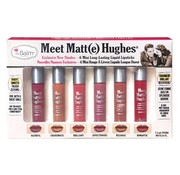 theBalm Meet Matt(e) Hughes Mini Liquid Lipsticks Set - Vol. 2