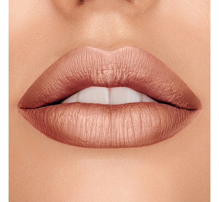 Dreamy Metal Liquid Lipstick - Antimatter
