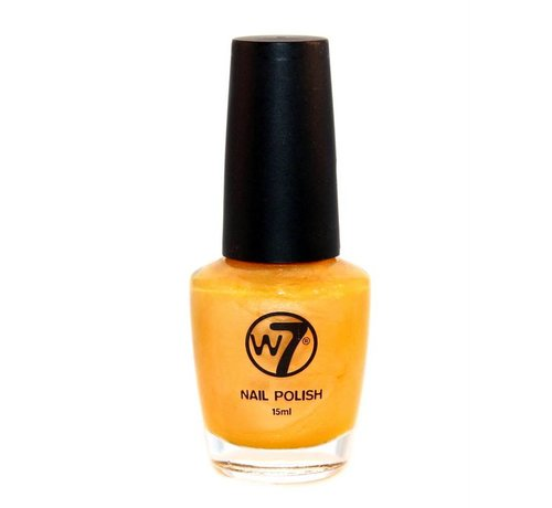 W7 Make-Up - 13 Fluorescent Orange - Nagellak