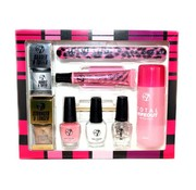 W7 Make-Up Nagelset