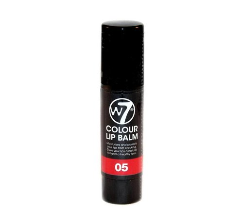 W7 Make-Up Tinted Lip Balm - 5 - Lippenbalsem