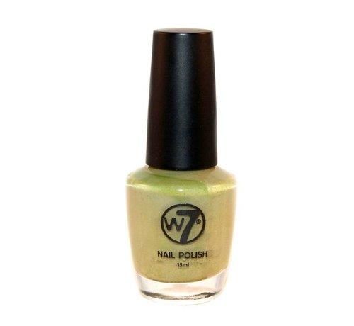 W7 Make-Up - Khaki - Nagellak