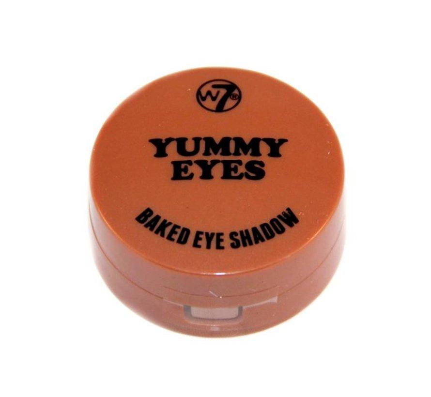 Yummy Baked Eye Shadow - Rusty - Oogschaduw