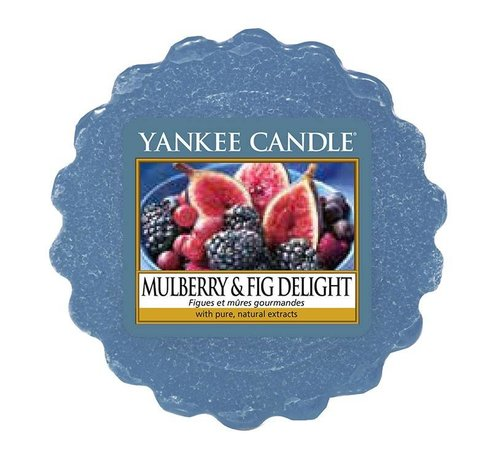 Yankee Candle Mulberry & Fig Delight - Tart