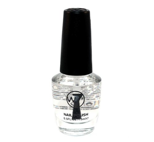 W7 Make-Up UV Top Coat - Nagellak