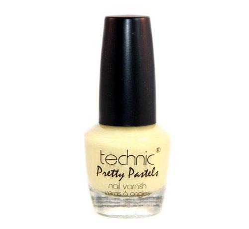 Technic Pretty Pastels - Canary - Nagellak