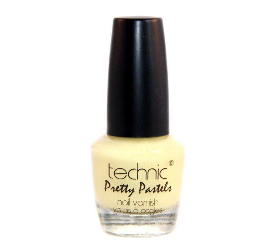 Pretty Pastels - Canary - Nagellak