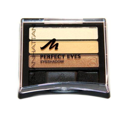 Manhattan Perfect Eyes Eyeshadow - Naturel - Oogschaduw