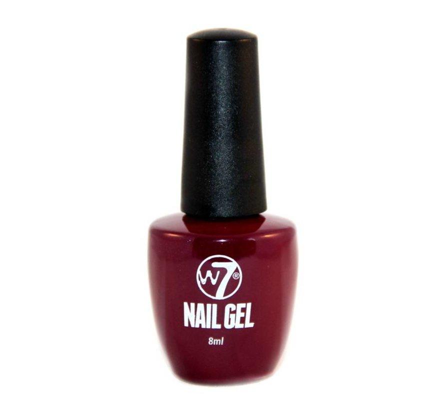 Gel Nagellak - 1 Crimson