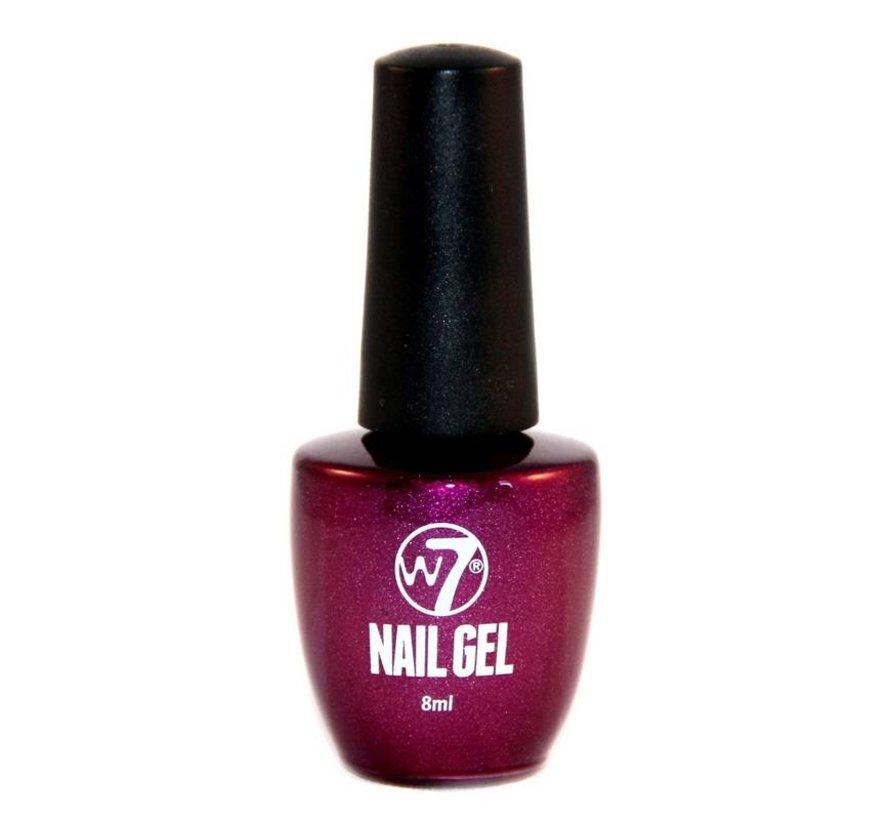 Gel Nagellak - 6 Purple Sparks