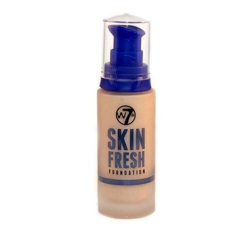 W7 Make-Up Skin Fresh Foundation - Sand Beige - Foundation