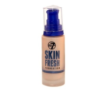 W7 Make-Up Skin Fresh Foundation - Nude Beige