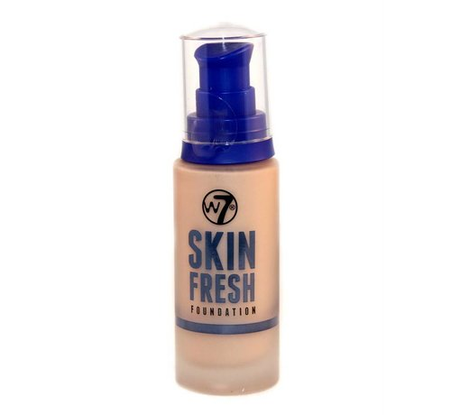 W7 Make-Up Skin Fresh Foundation - Nude Beige - Foundation