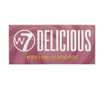 W7 Make-Up Delicious Eyeshadow Palette