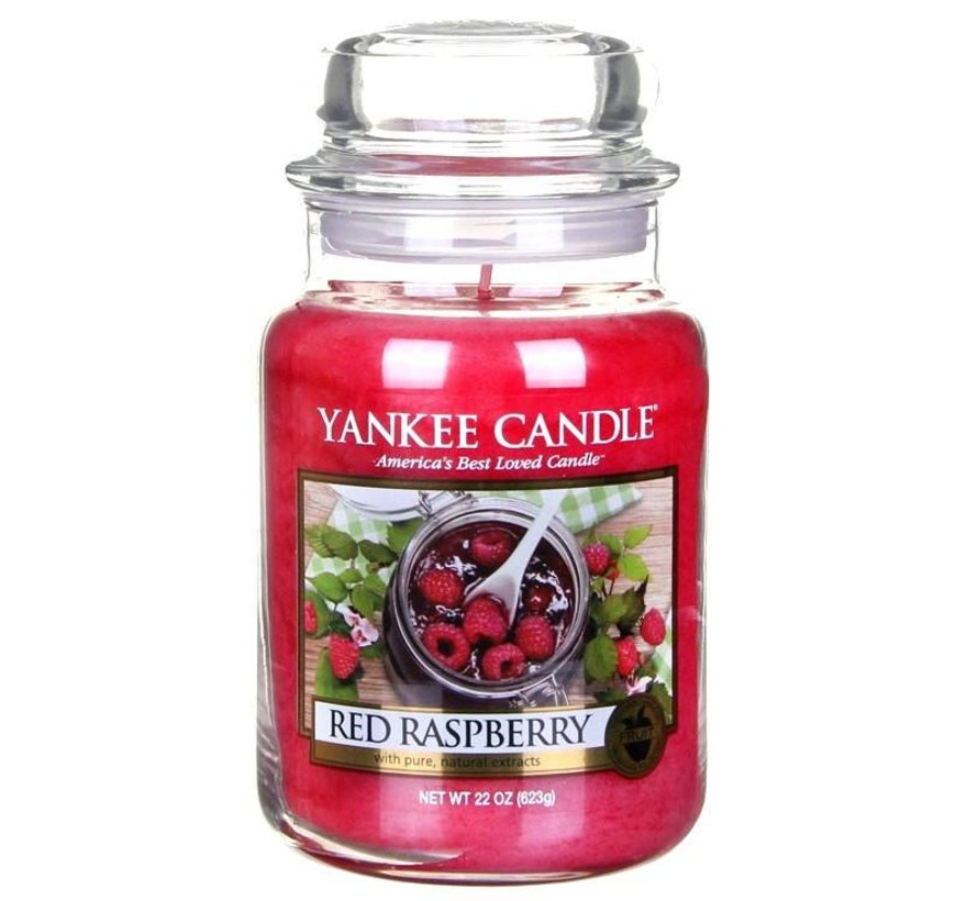 Red Raspberry - Large Jar