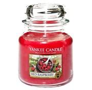 Yankee Candle Red Raspberry - Medium Jar