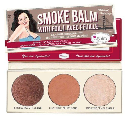 theBalm Smoke Balm Vol. 4 - Smokey Eye Palette