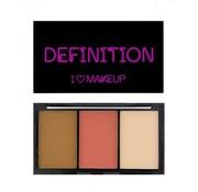 Makeup Revolution I Heart Definition - Medium
