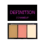 Makeup Revolution I Heart Definition - Fair