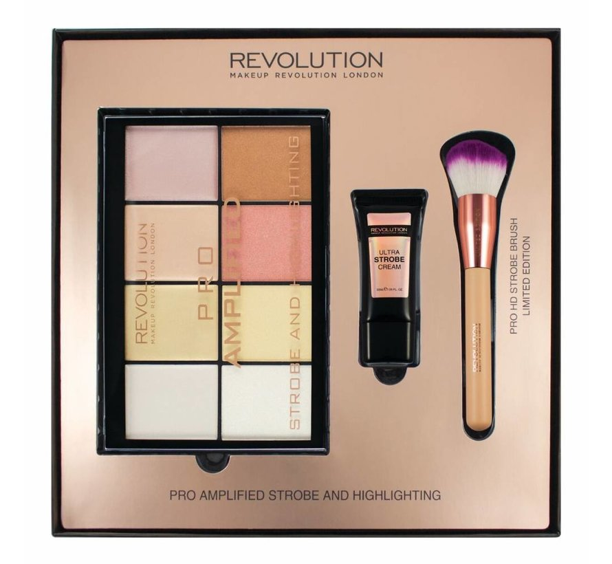 Amplified Strobe & Highlighting Set