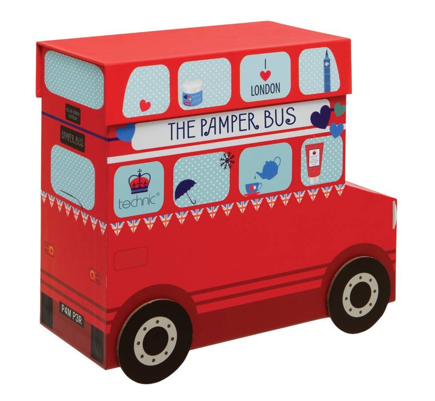 The Beauty Bus Gift Set