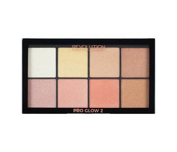 Makeup Revolution Ultra Pro Glow 2 Palette