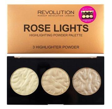 Makeup Revolution Rose Lights Highlighter Palette