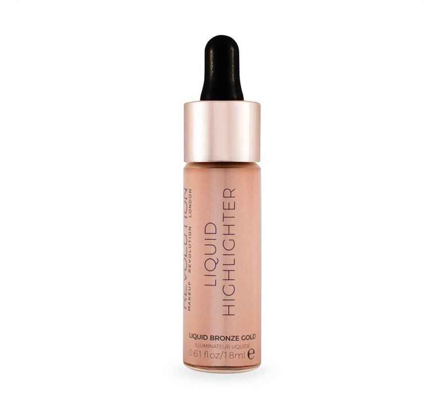 Liquid Highlighter - Bronze Gold