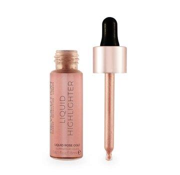 Makeup Revolution Liquid Highlighter - Rose Gold