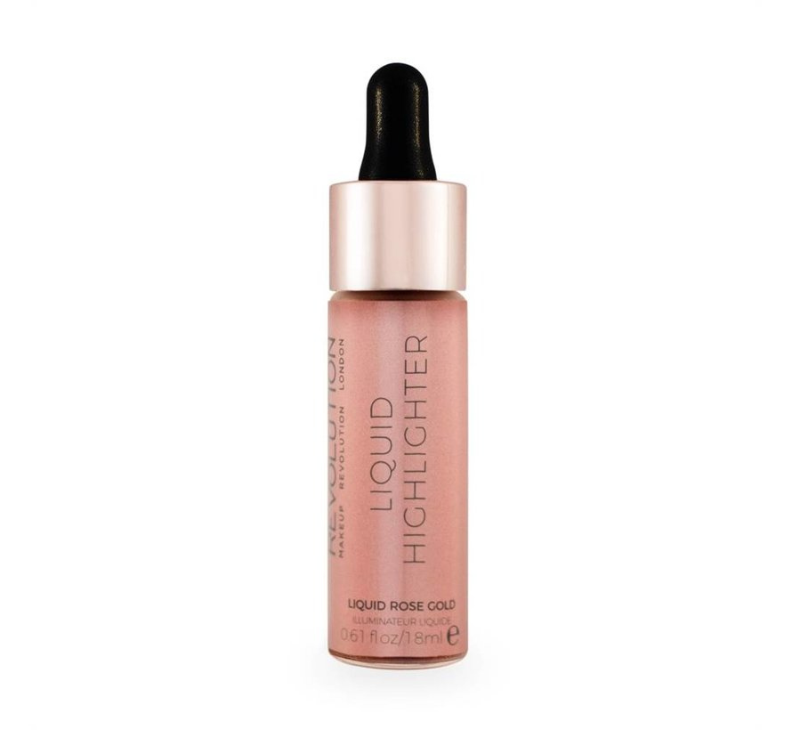 Liquid Highlighter - Rose Gold
