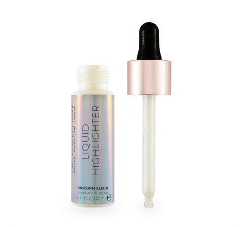 Makeup Revolution Liquid Highlighter - Unicorn Elixir