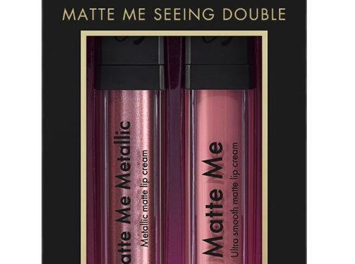 Sleek MakeUP Full Size Matte Me Gift Set