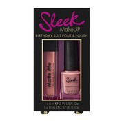 Sleek MakeUP Lip & Nail Duo Birthday Suit