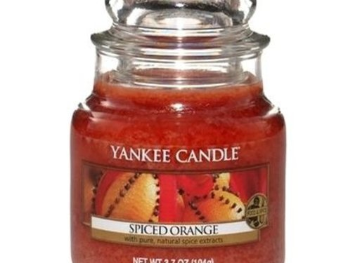 Yankee Candle Spiced Orange - Small Jar