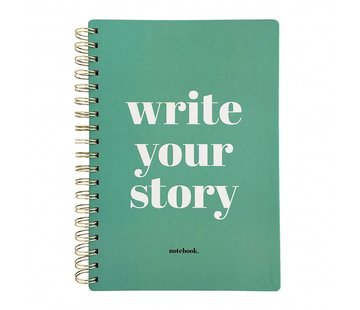 Studio Stationery Notebook Write Your Story